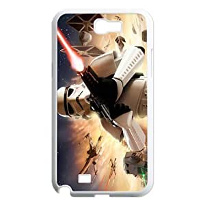 Custom Star Wars Hard Back Cover Case for Samsung Galaxy Note 2 NT750