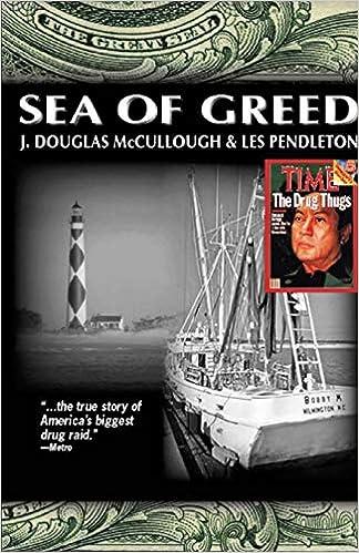 Amazon com: Sea of Greed: The True Story of the Investigaton