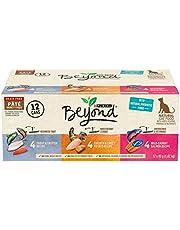 Beyond Grain Free Pâté, Natural Wet Cat Food Variety Pack 12-85g Cans