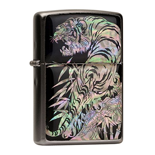 zippo-mother-of-pearl-handmade-tiger-in-bamboo-forest-design-black-pocket-oil-cigarette-tobacco-smok