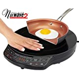 """NuWave 2 Precision Induction Cooktop with 9"""" Pan"""
