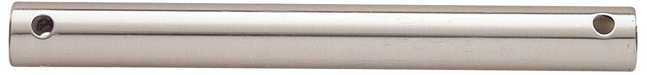 Monte Carlo DR18BS 18-Inch Downrod, Brushed Steel