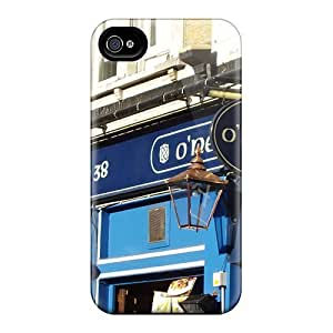 Fashionable Style Case Cover Skin For Iphone 4/4s- Carnaby Street