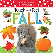 Touch and Feel Fall: Scholastic Early Learners (Touch and Feel)