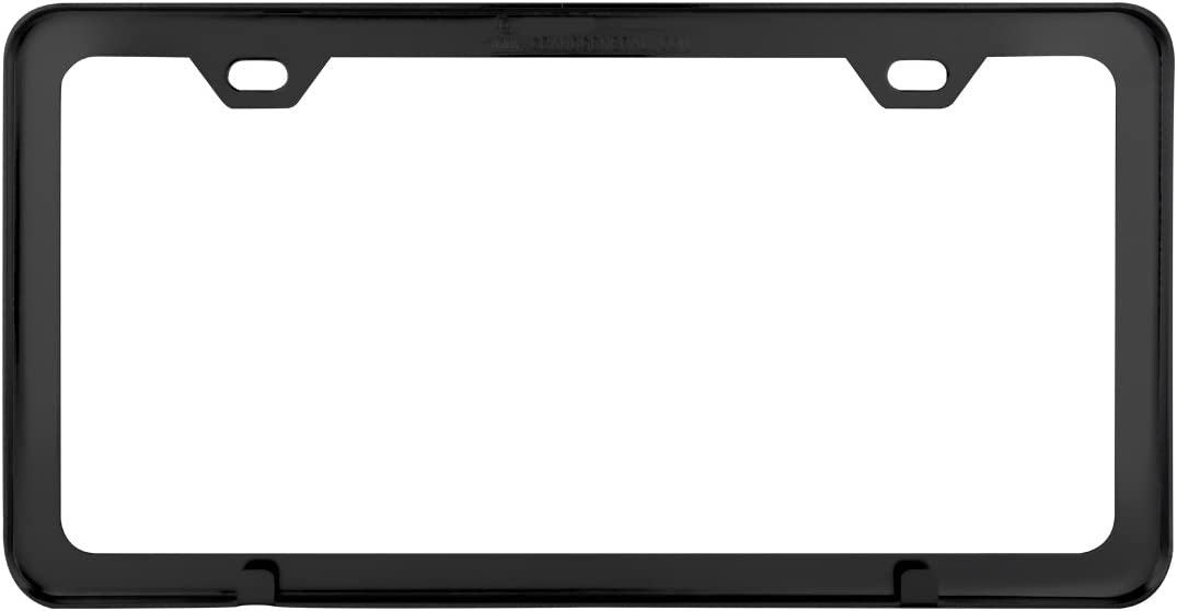 Grand General 60400 Chrome License Plate Frame with 2 Holes