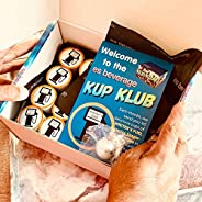 WRITER'S FUEL KUP KLUB - Monthly K-cup Subscription