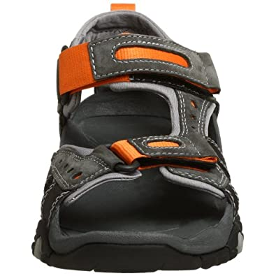 Amazon.com: Timberland Hombre trailray Sandalia, Gris: Shoes