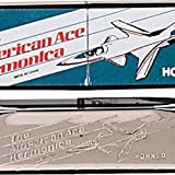 2014 Hohner Hohner American Ace Harmonica, Key of G N/A