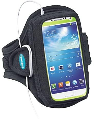 Armband for Galaxy S3, S4 with OtterBox; Also for iPhone 5/5s/5c/SE with OtterBox Defender – Great for Running, Jogging, Sports & Workouts – for Men & Women (Droid Razr Otterbox Case)