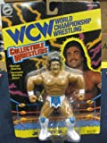 WCW COLLECTIBLE WRESTLERS JOHNNY B BADD ACTION FIGURE