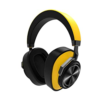Sencillo Vida Auriculares Bluetooth inalámbricos de Cancelación de Ruido Activa, Auriculares estéreo portátiles, con micrófono para teléfonos y música, ...