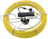 Steel Dragon Tools Replacement 130 FT Cable with Carrier for 710DN Pipe Camera