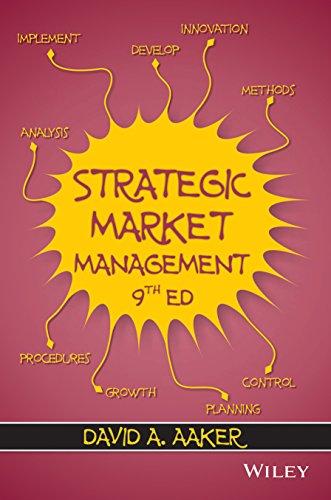 (Strategic Market Management 9th Edition)