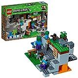 LEGO La Cueva de los Zombis Juguete de Construccion para Niños