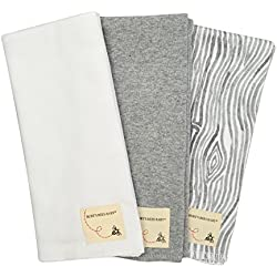 Burt's Bees Organic Burp Cloths