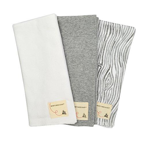 Organic Burp Cloths - 2