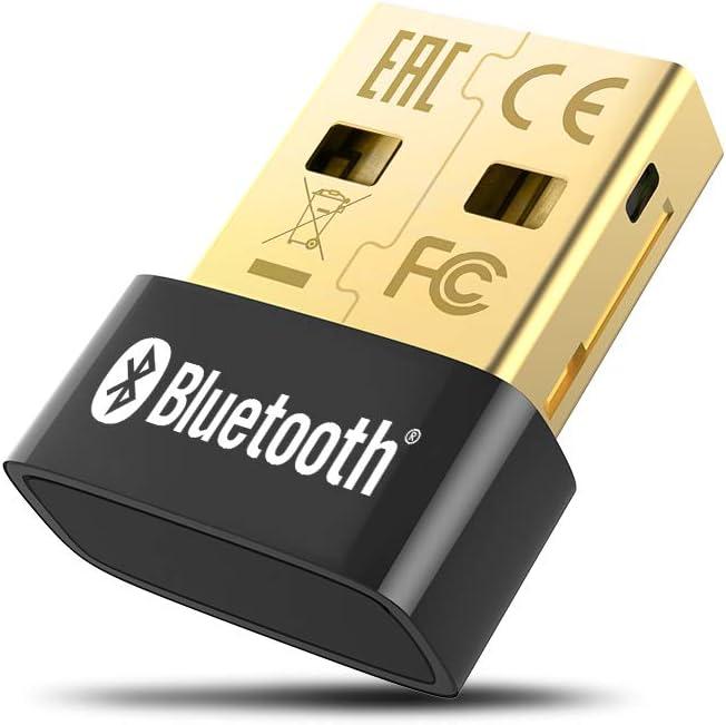 TP-Link - Adaptador para PC portátil, Ordenador de Escritorio, Nano USB Bluetooth 4.0