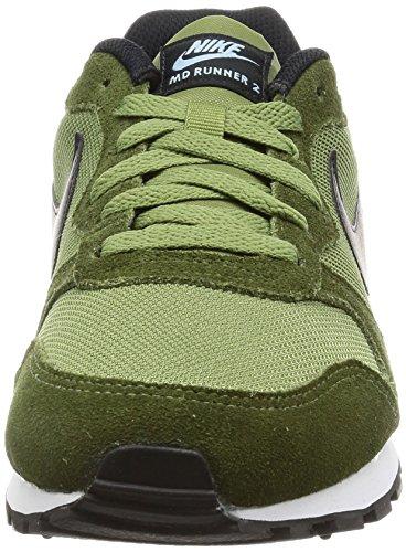 Nike Men s 749794 Low-Top Sneakers, Multicolour (Legion Green   Black   Palm  Green   Mica Blue), 9 UK  Amazon.co.uk  Shoes   Bags 47bbe80f07fa