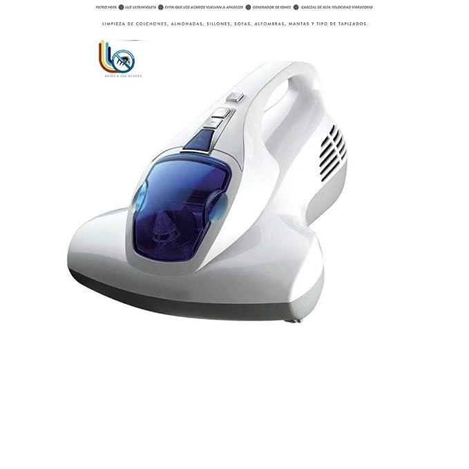 Aspirador de colchón | Aspirador de Ácaros | Luz Ultravioleta e Iones | Desinfectante de Colchones | Desinfectante de textiles | Modelo Original | ÚLTIMAS ...