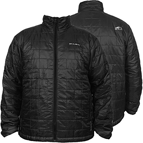 Quilted Poly Fill Jacket - 8