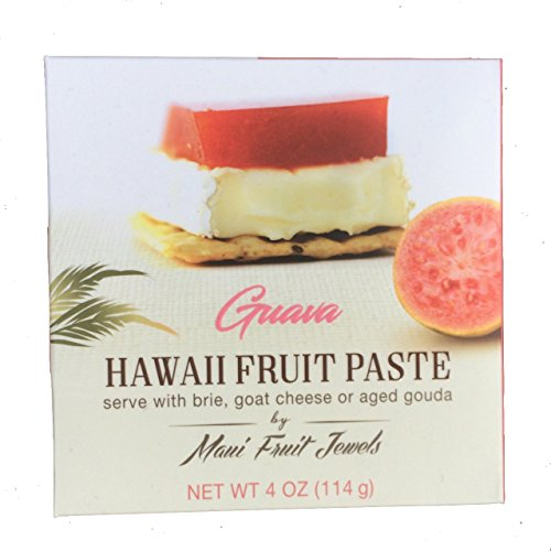 Guava Hawaii Fruit Paste