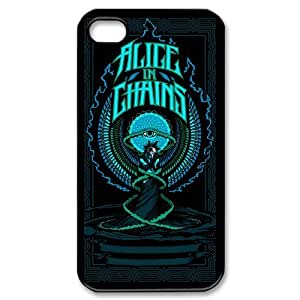 iPhone 4,4S Cases Cell Phone Case Cover Alice In Chains Band 5R67R3514832