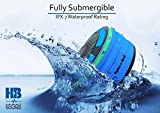 Bluetooth Portable Waterproof Shower Radio - HB