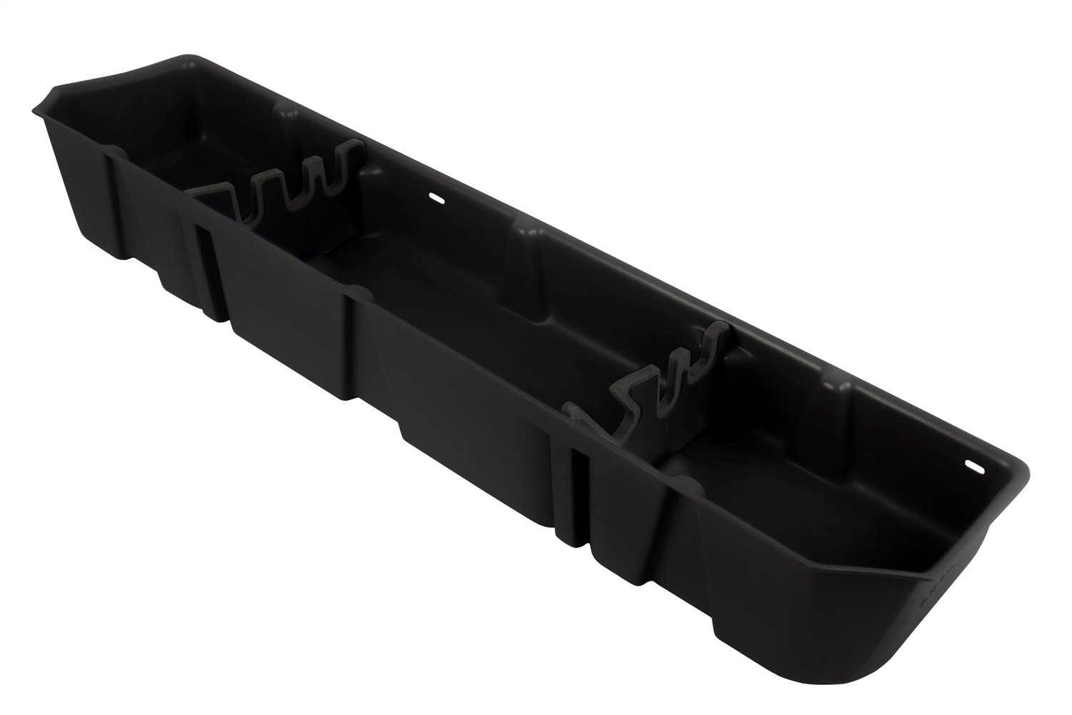 DU-HA Under Seat Storage Fits 15-17 Ford F-150 SuperCrew, Black, Part #20110 by DU-HA
