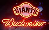 Desung Brand New 14''x10'' B udweiser Sports League SF-Giants Neon Sign (Various Sizes) Beer Bar Pub Man Cave Glass Neon Light Lamp BW45