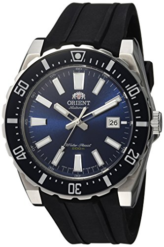 Orient Men's 'Nami' Japanese Automatic Stainless Steel an...