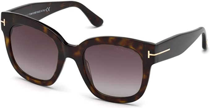 572130491f4 Image Unavailable. Image not available for. Color  Sunglasses Tom Ford FT  0613 -F Beatrix- 02 ...