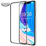 Best Case With FREE Screens - [2-Pack] Tempered Glass Screen Protector Compatible with iPhone Review