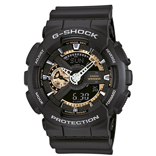 Casio G Shock GA 110RG 1AER Watch uhr
