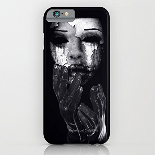 [Gothic Phone Case, 19 Styles - iPhone, and Samsung Galaxy – My Mask] (Demonic Masks)