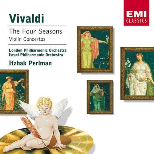 - Four Seasons op.8 (1987 Digital Remaster), Autumn: Allegro