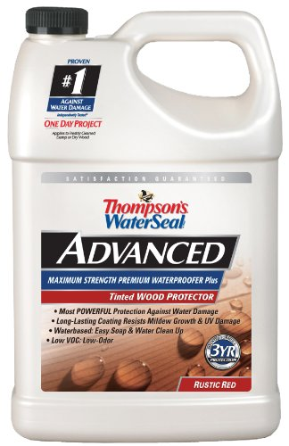 thompsons-water-seal-a21741-1-gallon-rustic-red-advanced-tinted-wood-protector