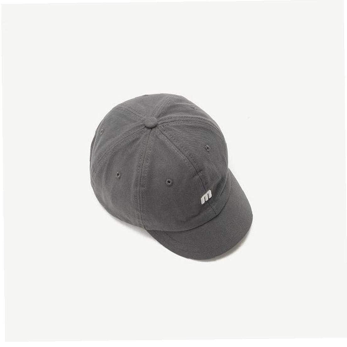 BYFRI Unisex Cappello Lettera Baseball Caps Hip Hop Hat Ricamo Regolabile Dome Sport Berretto di Cotone Cappelli