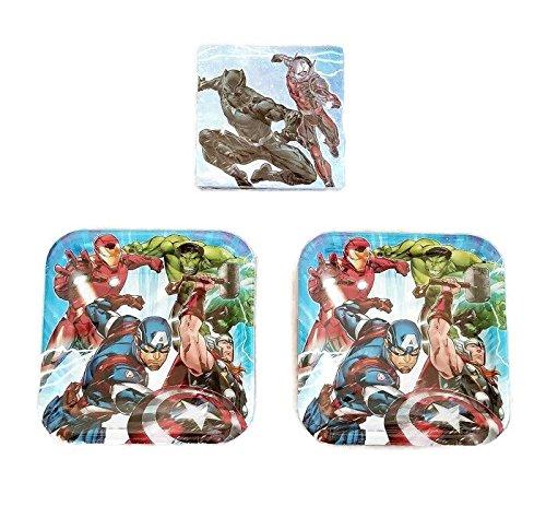 Designware Marvel Epic Avengers Party Bundle 9