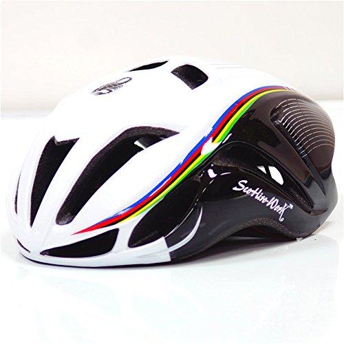 Scohiro-Work Mens and Womens Cycling Helmet Ultralight Integrally-Molded Bicycle Bike Helmet