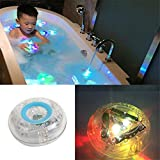 Bath LED Light Toy, Leagway LED Lights Multi Color Light Up Bathtub Toys For Kids Girls Boys, Bathing Tub LED Light for Party, Living Room, Bathroom, Bathtub, Swimming Pool, Bar, Christmas