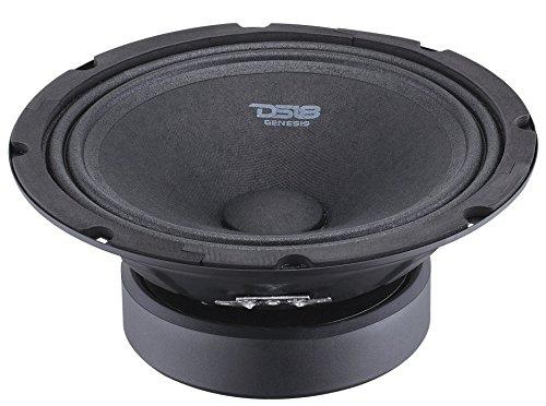 DS18 GEN-M8SE DS18 GENESIS Series GEN-M8SE 8-Inch 8-Ohms 480 Watts Sealed Back Midrange Loud Speaker-Set of 1