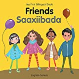 My First Bilingual Book–Friends (English–Somali)