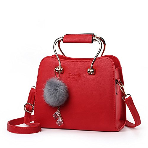 e Donna G Borse eleganza AVERIL Spalla tracolla elegante a Moda rosso zg6TIwqWg