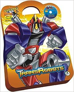 Transrobots - Caixa com 8 Unidades Em Portuguese do Brasil: Amazon.es: Roberto Belli: Libros