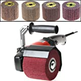 ZFE 1200W 110V Burnishing Polishing Machine Polishing Wheel Pad /Polisher/Sander Set