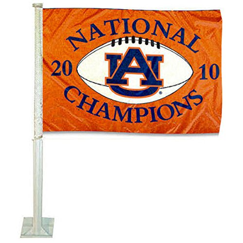 National Champions Car Flag - Auburn University National Champions Car Flag and Auto Flag