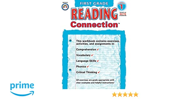 Amazon.com: Reading Connection™, Grade 1 (Connections™ Series ...
