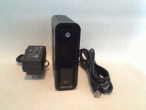 Motorola SB6141 Modem Black product image