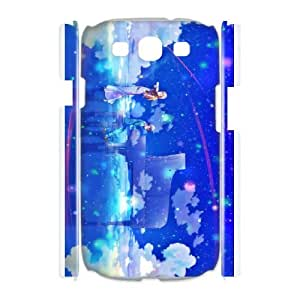 DIY Printed Your Lie in April cover case For Samsung Galaxy S3 I9300 BM3399299
