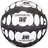 OMNIKIN Black/White Air Ball, 18'' Diameter